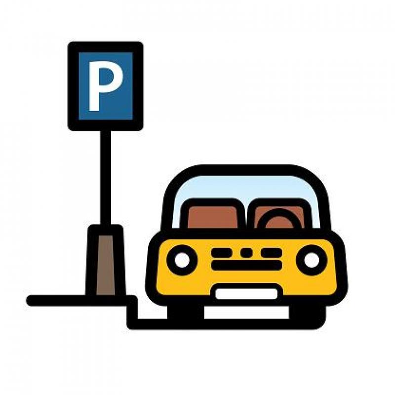 For rent Parking BANDOL